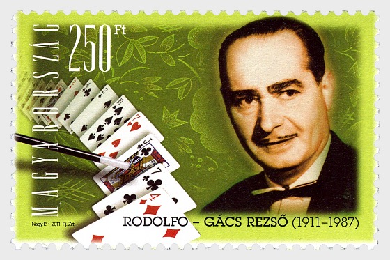 Hungarian Performing Artists I - Rezső Gács (Rodolfo) - Set
