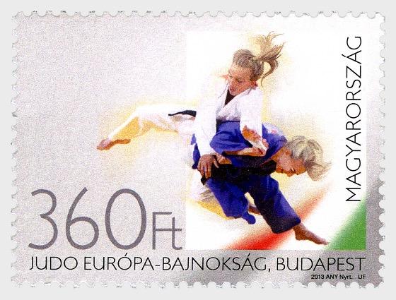 European Judo championships Budapest 2013 - Set