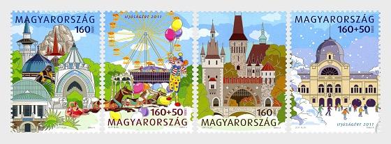 Per i Giovani 2011- Parco della Città di Budapest - Serie