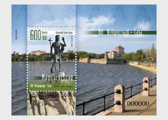 88th Stamp Day - Tata - Miniature Sheet