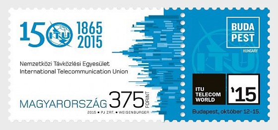 150 years of the International Telecommunication Union - Set