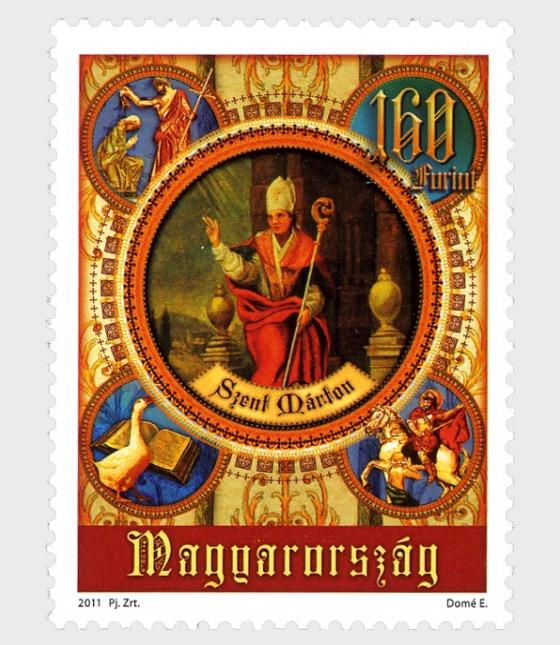 Religious History- Saint Martin of Tours - Set