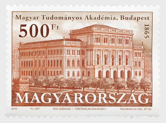 The headquarters of the Hungarian Academy of Sciences is 150 years old - Set