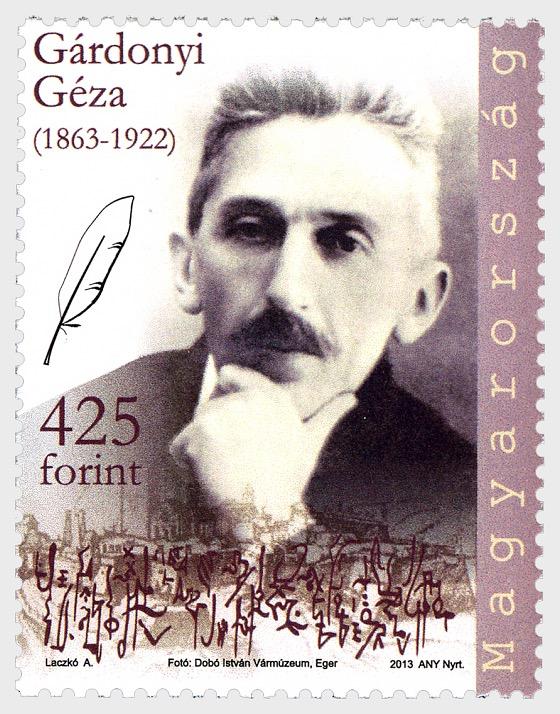 Great Hungarians: Geza Gardonyi - Set