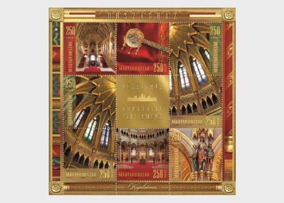 Arts 2013 - The Parliament - Miniature Sheet