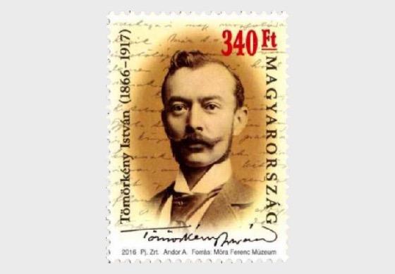 István Tömörkény è Nato 150 Anni Fa - Serie