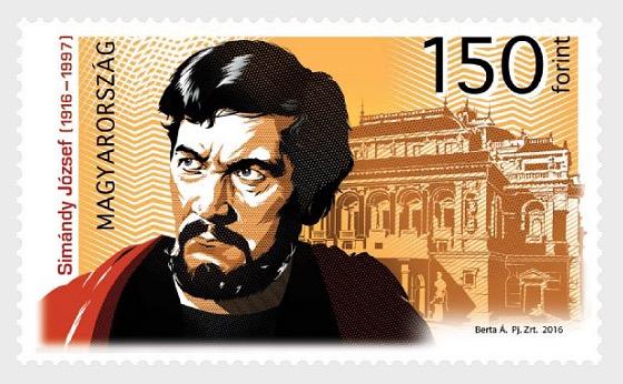 Cantante d'opera József Simándy è Nato 100 Anni Fa - Serie