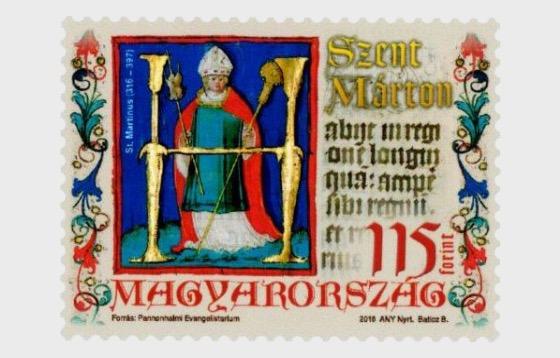 Anno di Saint Martin - Serie