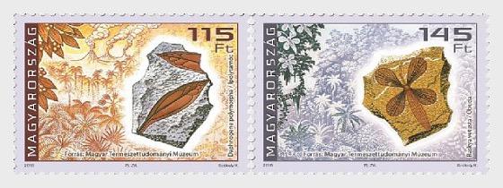 Trésors Géologiques de la Hongrie - Séries