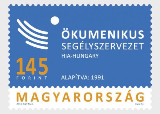 Hungarian Interchurch Aid- 25 Anni - Serie