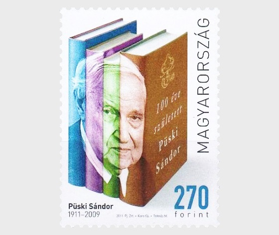 Famosi ungheresi: Sándor Püski nato 100 anni fa - Serie