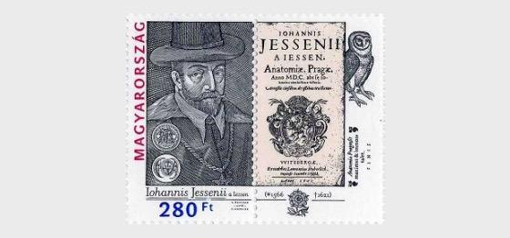 Jan Jesenius est Né il y a 450 Ans - Séries