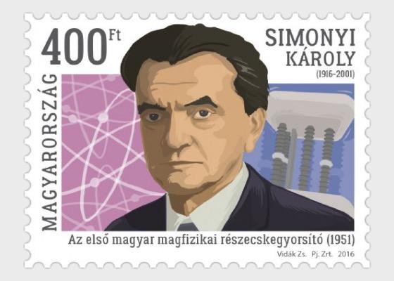 Károly Simonyi è nato 100 anni fa - Serie