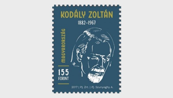 Zoltan Kodaly Memorial Year - Set