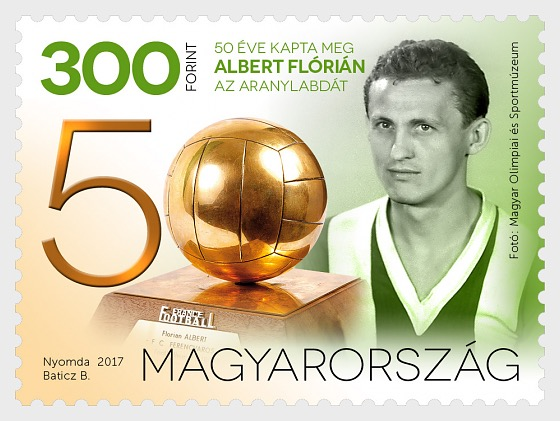 Florian Albert Won the Ballon D'Or 50 Years Ago - Set