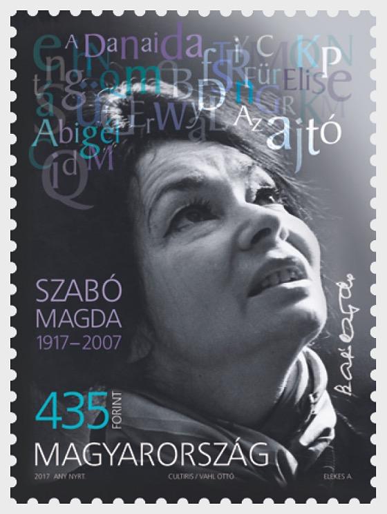 Magda Szabo was Born 100 Years Ago - Set