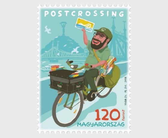 Postcrossing - Set