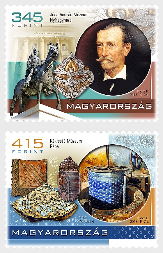 Treasures of Hungarian Museams V - Set