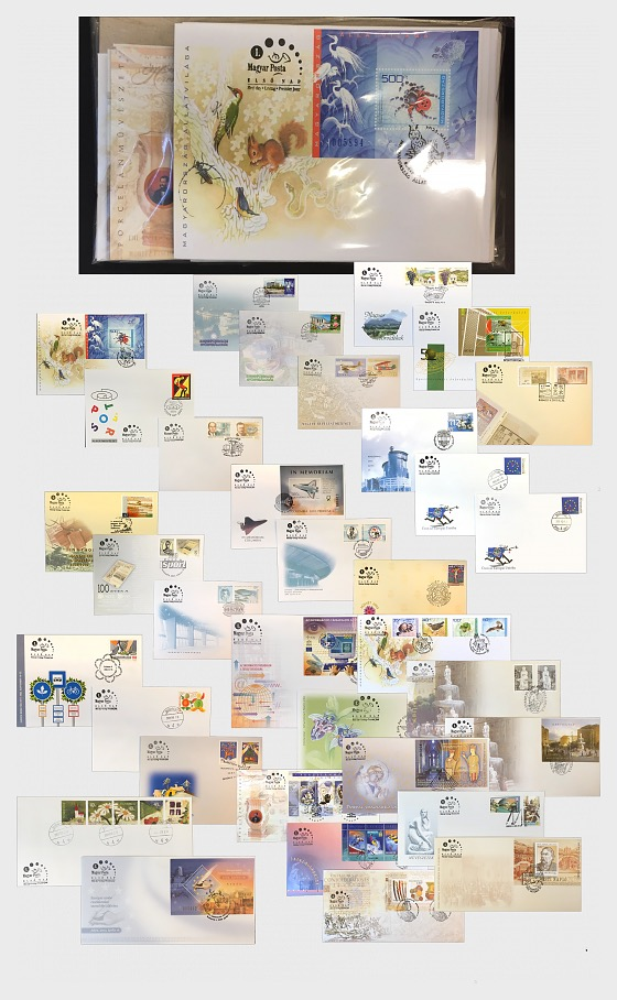 2003 FDC Pack - Annual Product