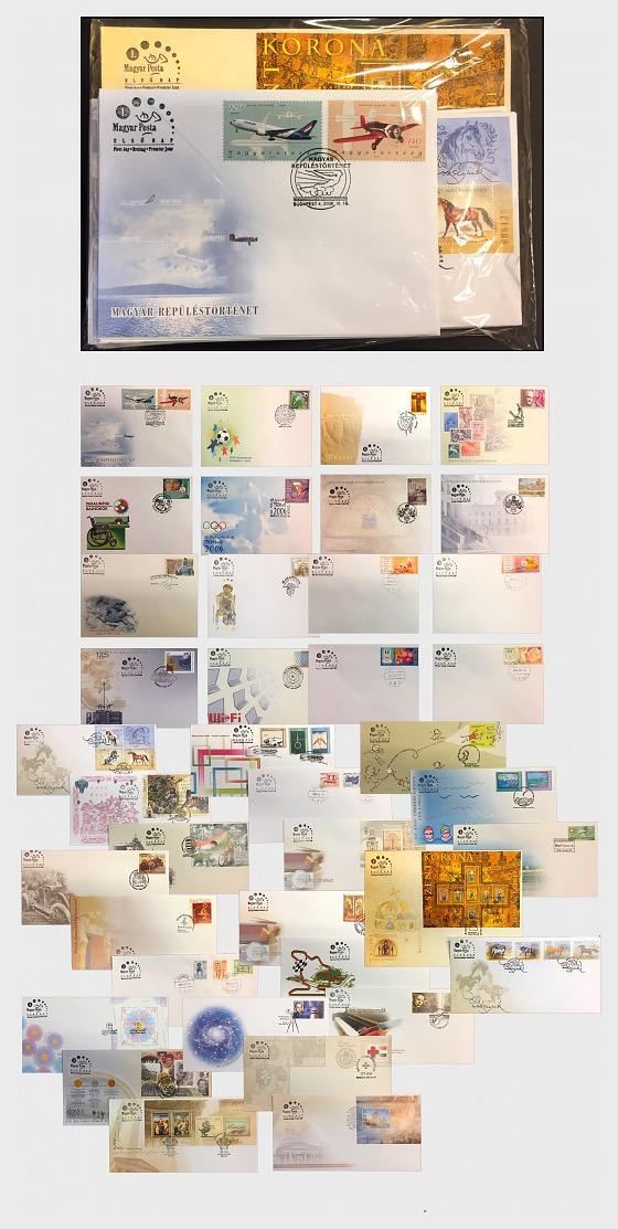 2006 FDC Pack - Prodotti annuali
