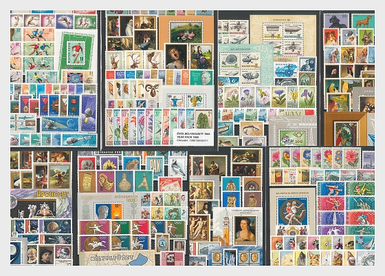 1960's Year Collections (30% DISCOUNT!) - Collectibles