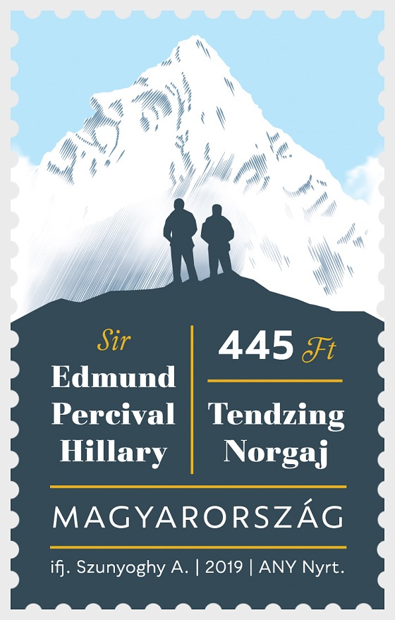 Centenary of the Birth of Sir Edmund Percival Hillary - Set