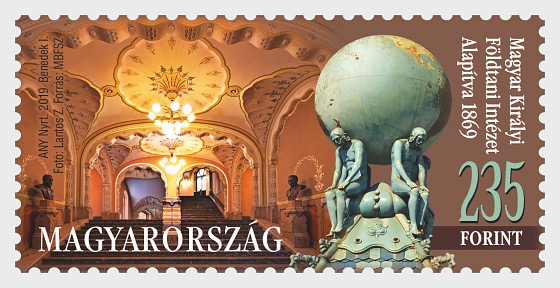 The Hungarian Royal Geological Institute was Founded 150 Years Ago - Set