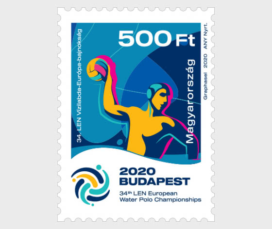 34th Len European Water Polo Championships - Set