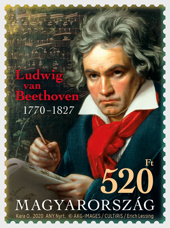 Ludwig Van Beethoven was Born 250 Years Ago - Set