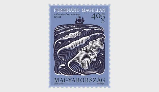 Ferdinand Magellan Reached the Pacific Ocean 500 Years Ago - Set
