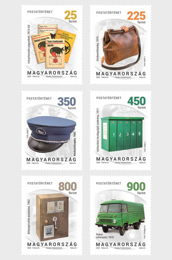 Postal History IV - Set