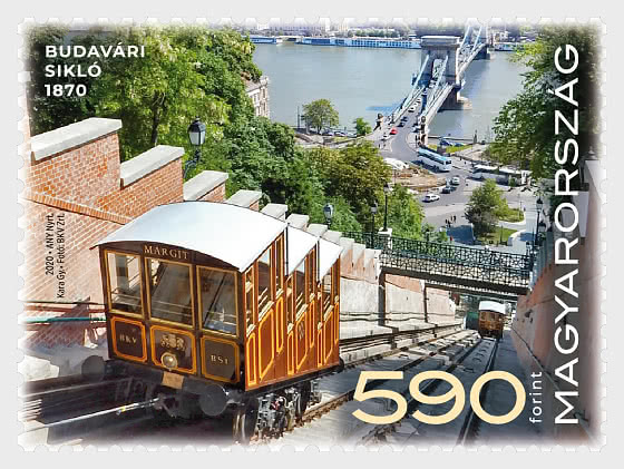 The Buda Castle Funicular Is 150 Years Old - Set