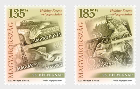 93rd Stamp Day - Set