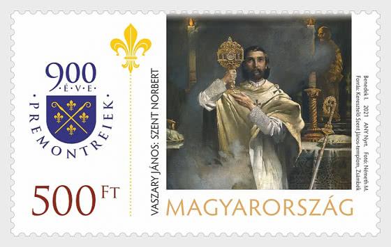900e Anniversaire De La Fondation De L'ordre Des Chanoines Réguliers De Prémontré - Séries