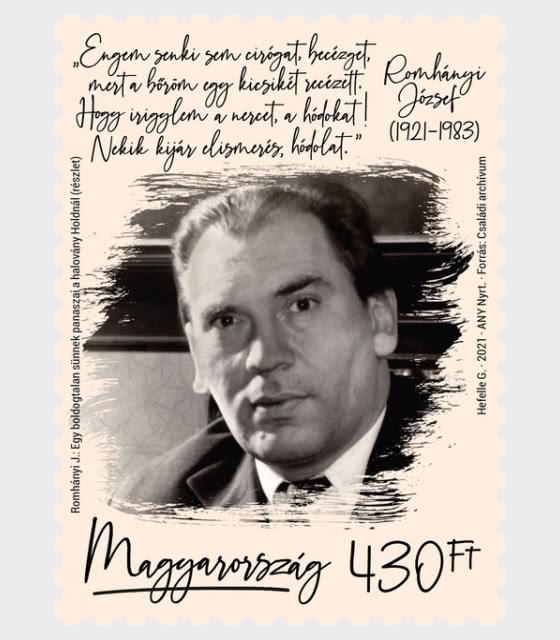 József Romhányi Est Né Il Y A 100 Ans - Séries