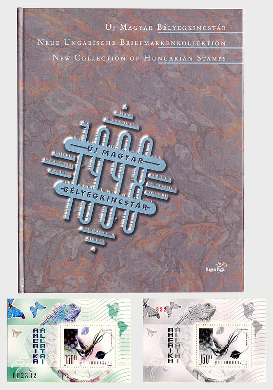 Special Offer - 30% discount 1998 Yearbook including blackprint with red number - Collectibles