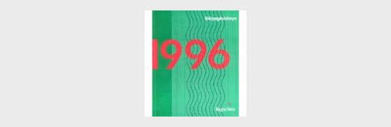 Special offer - 30% discount 1996 Yearbook - Collectibles