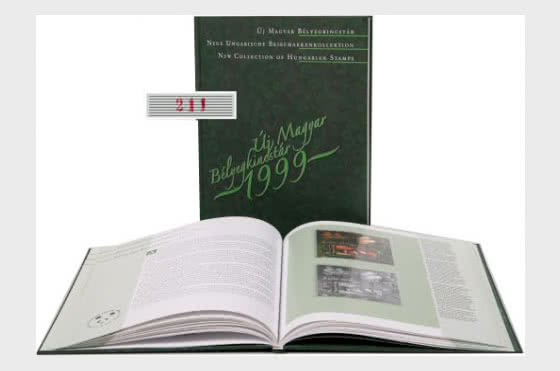 Special Offer - 30% discount 1999 Yearbook including blackprint with red number - Collectibles