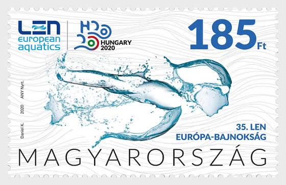 35th Len European Aquatics Championships - Serie