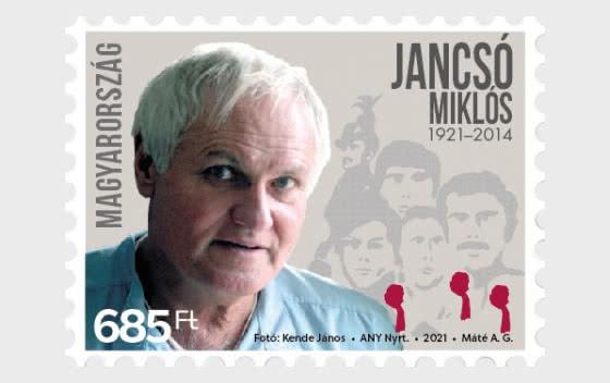 Miklos Jancso Was Born 100 Years Ago - Set