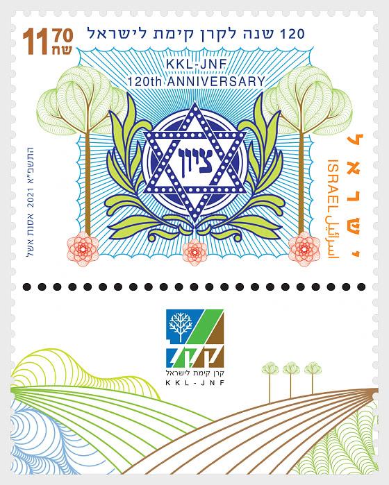 KKL-JNF 120th Anniversary - Set