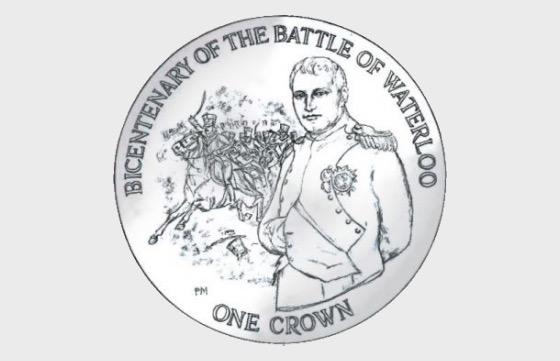 Napoleon Bonaparte Crown - Commemorative