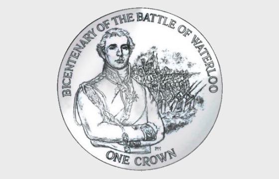 Duke of Wellington Crown - Commemorative