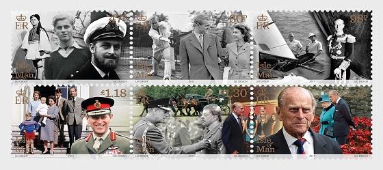 HRH Prince Philip - A Lifetime of Achievement - Set