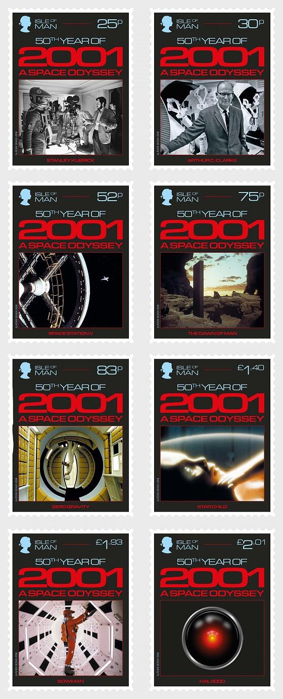 2001 - A Space Odyssey - Set