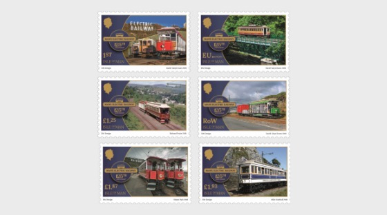 Manx Electric Railway 125th Anniversary - Set