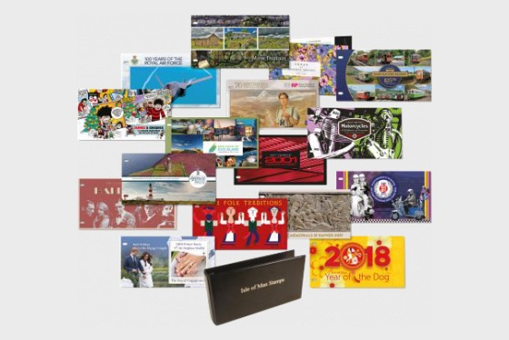 Year Collection of Presentation Packs 2018 - Annual Product