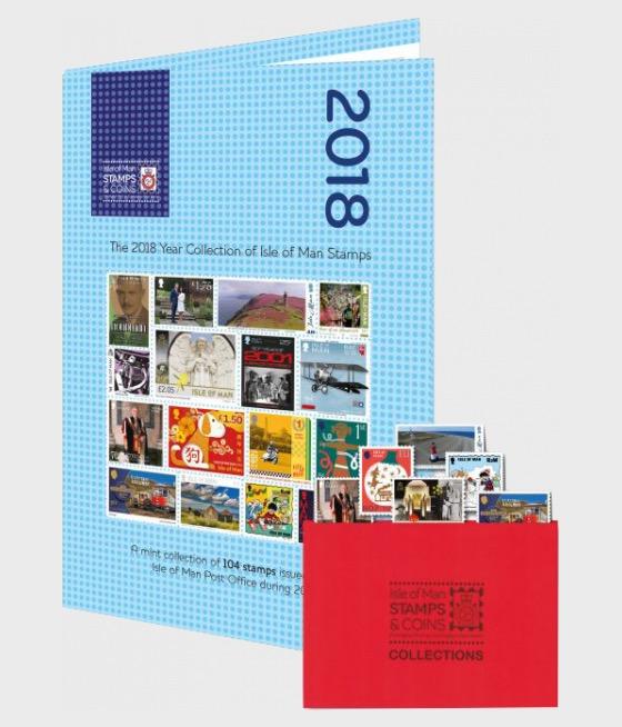 Conjunto Del Año 2018 - Años Completos