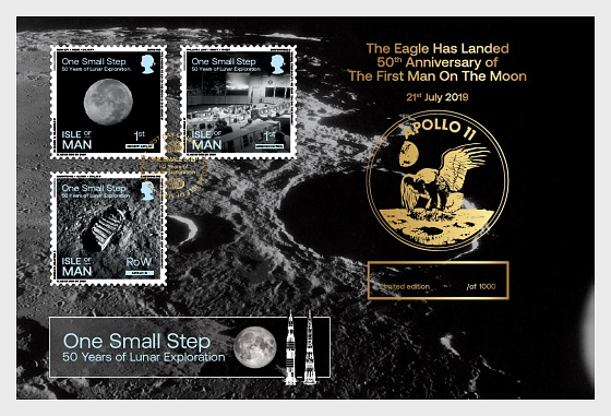 One Small Step - The Eagle Has Landed Commemorative Cover - Collectibles