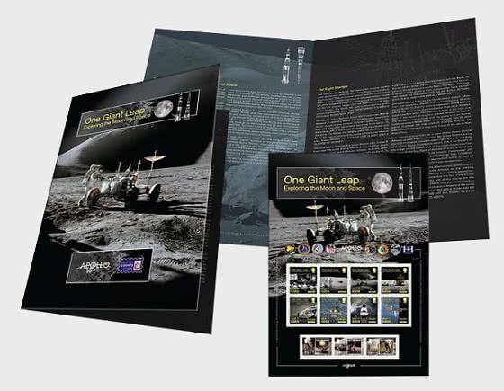 Ein Großer Sprung - Erkundung von Mond und Weltraum - Sammelbares